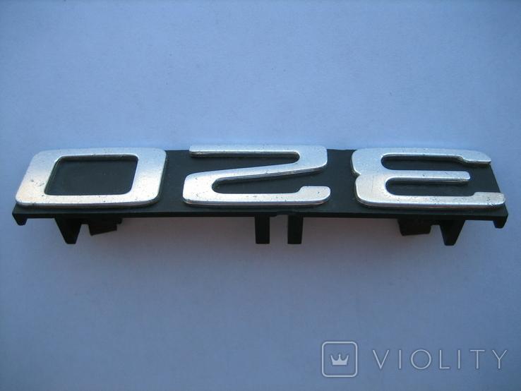 Эмблема на радиаторную решетку BMW 320 (E21), фото №4