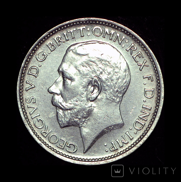 Великобритания 4 пенса 1926 аUnc маунди серебро, фото №4