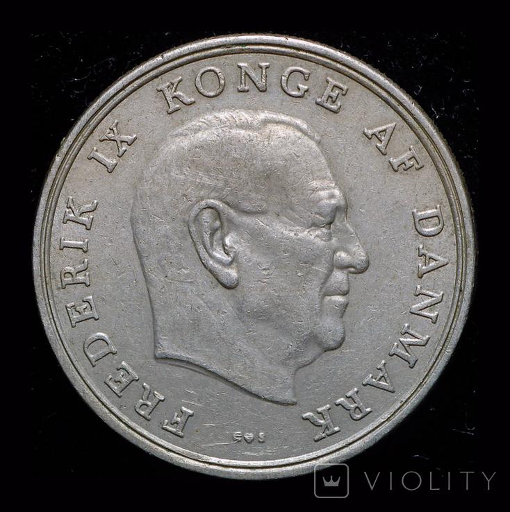 Дания 5 крон 1961, фото №3