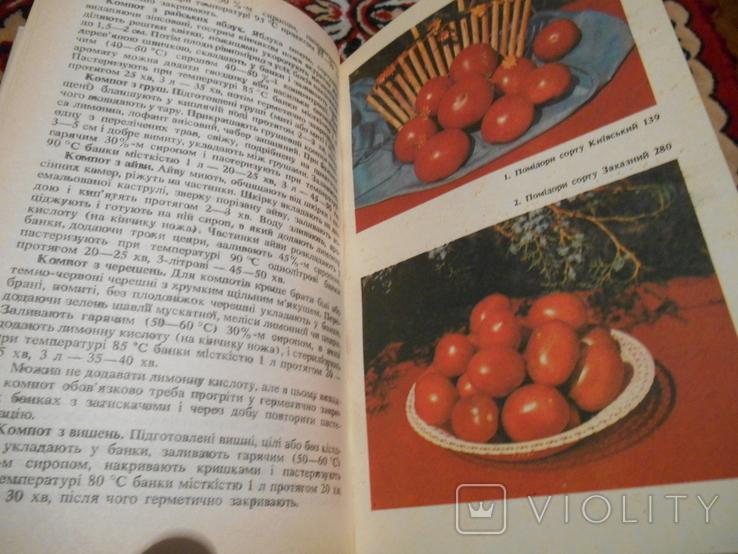 Зберігання та переробка овочів фруктів та винограду в домашніх умовах, фото №4