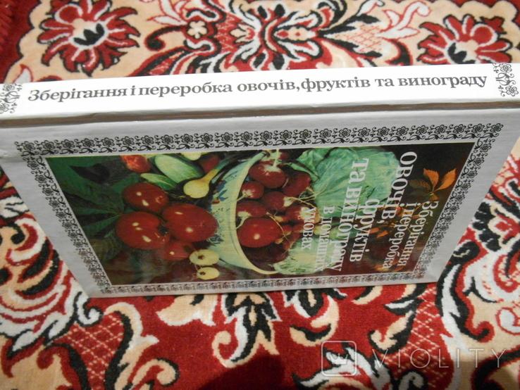 Зберігання та переробка овочів фруктів та винограду в домашніх умовах, фото №10