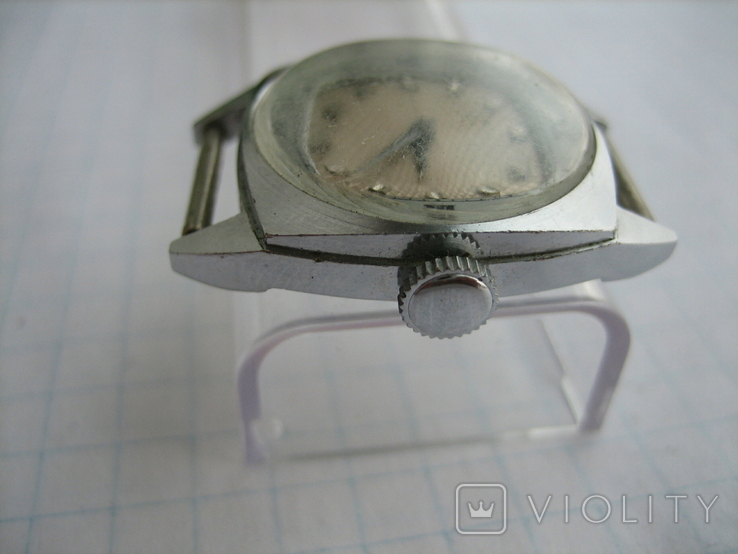 Часы Чайка 17 камней 1601А, фото №3