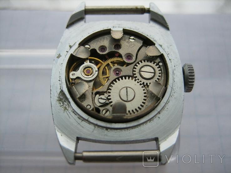 Часы Чайка 17 камней 1601А, фото №9