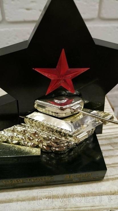 Танк. Слава Советской Армии., фото №8