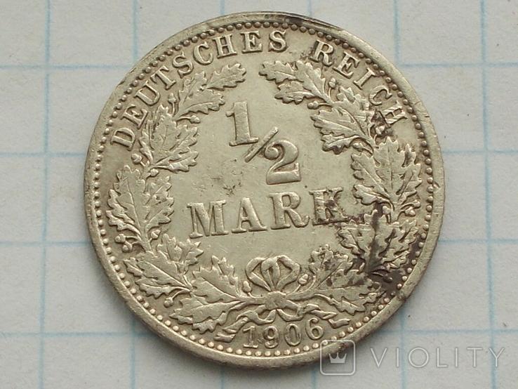 1\2 марки 1906р., фото №2