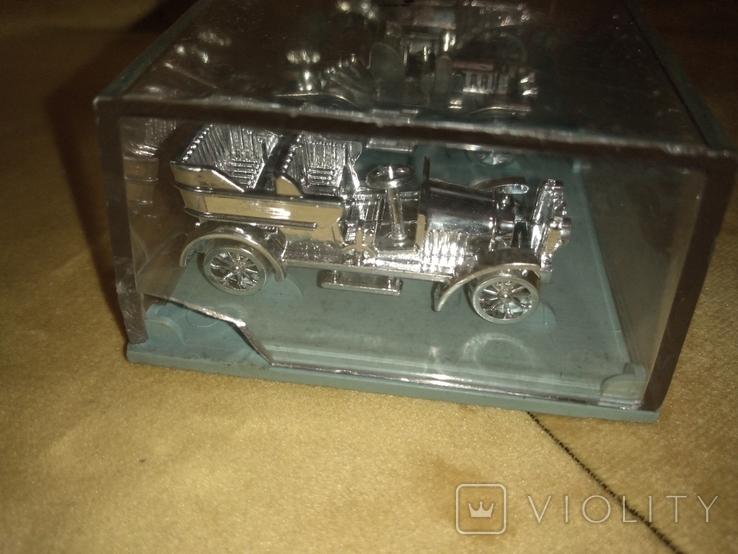 Сувенирный набор автомобилей, фото №5