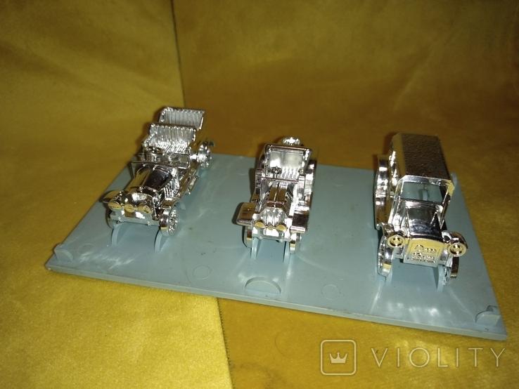 Сувенирный набор автомобилей, фото №6