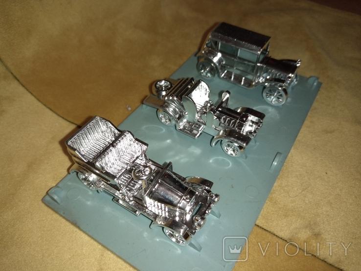 Сувенирный набор автомобилей, фото №8