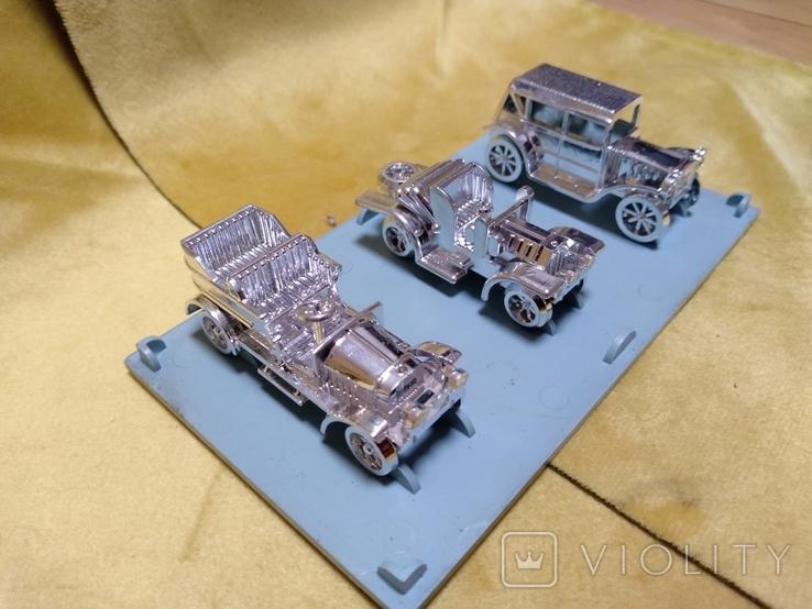 Сувенирный набор автомобилей, фото №9
