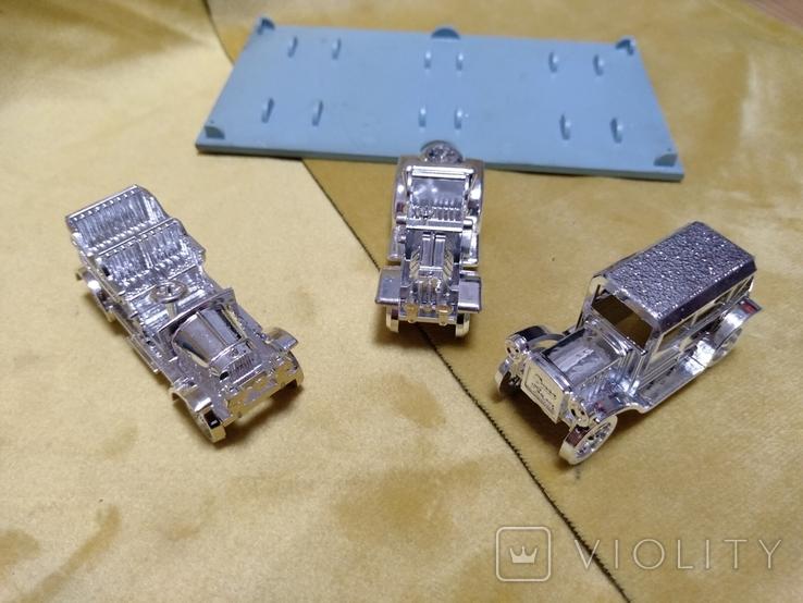 Сувенирный набор автомобилей, фото №11