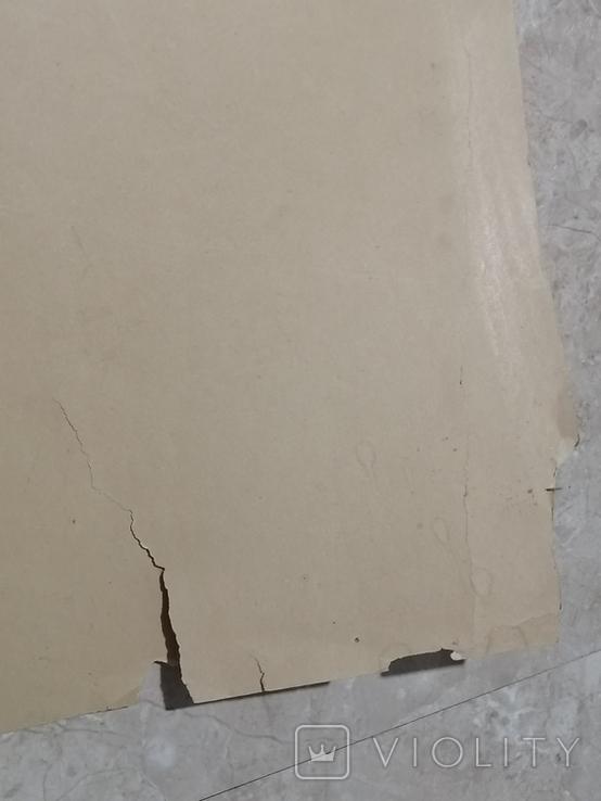 Проект памятника Т. Г. Шевченко, автор архитектор Суворов Всеволод Леонидович, фото №10