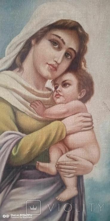 Образ Богородицы в живописи, фото №2