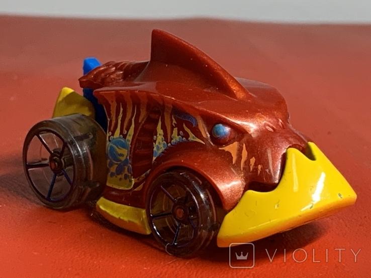 Hot Wheels PIRANHA TERROR, фото №2