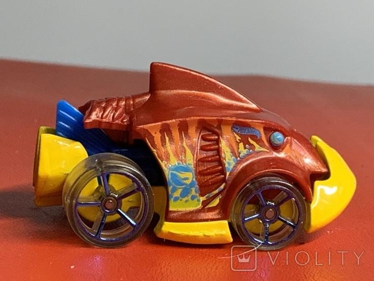 Hot Wheels PIRANHA TERROR, фото №3