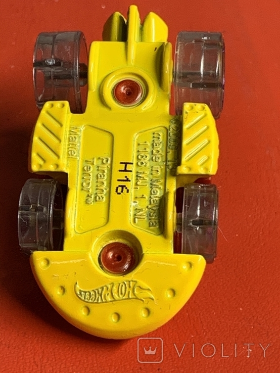 Hot Wheels PIRANHA TERROR, фото №7