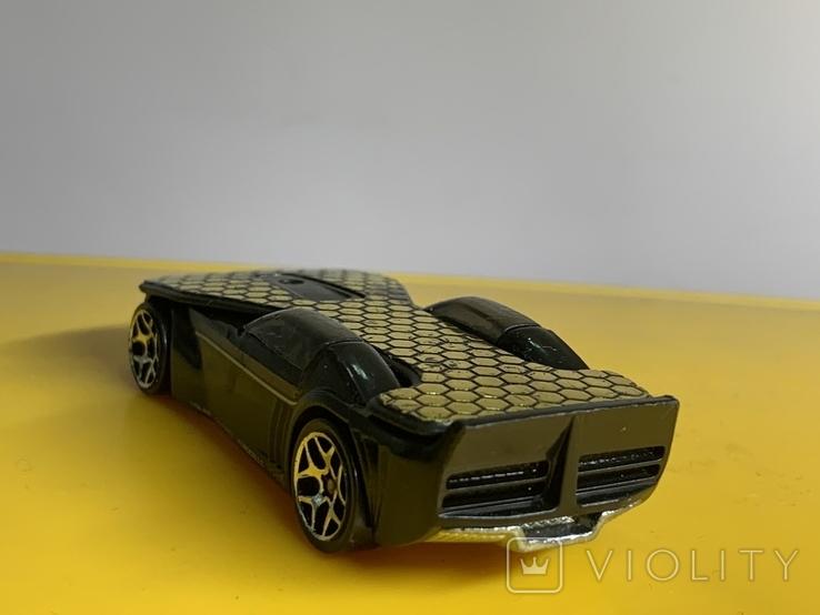 Hot Wheels SOLAR REFLEX, фото №4