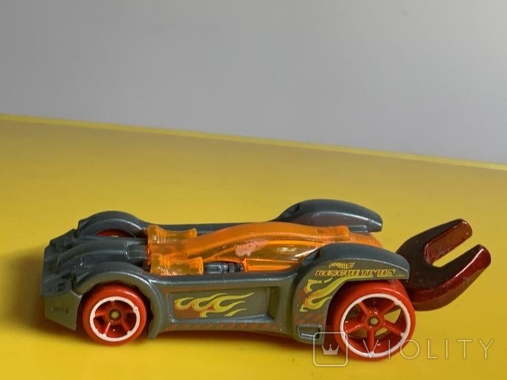 Tooligan Hot Wheels 2009, фото №3