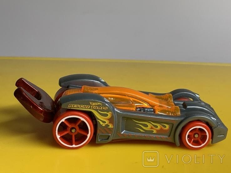 Tooligan Hot Wheels 2009, фото №6