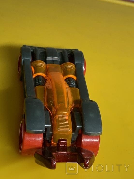 Tooligan Hot Wheels 2009, фото №7