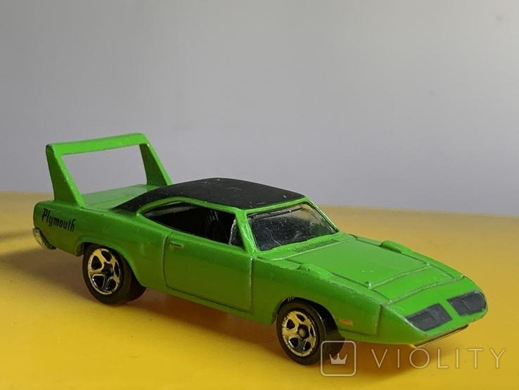 Hot wheels Plymouth Superbird, фото №2