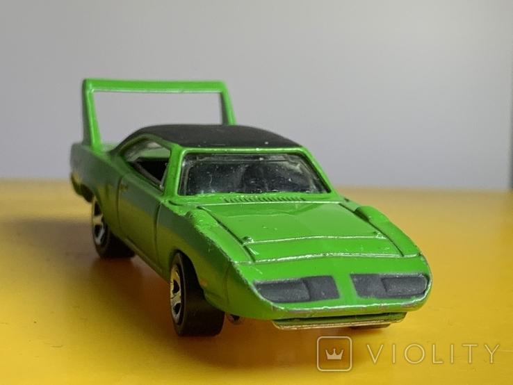 Hot wheels Plymouth Superbird, фото №6