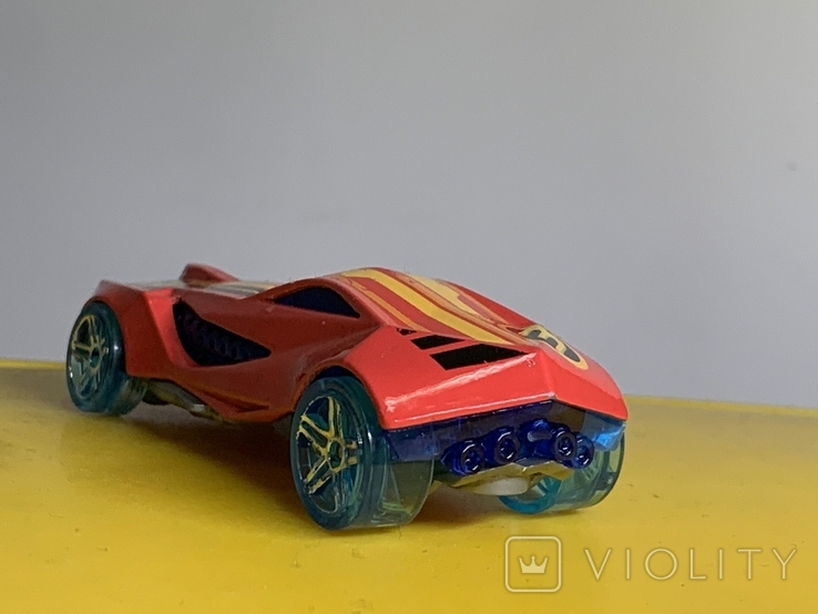 Hot Wheels Urban Agent, фото №5