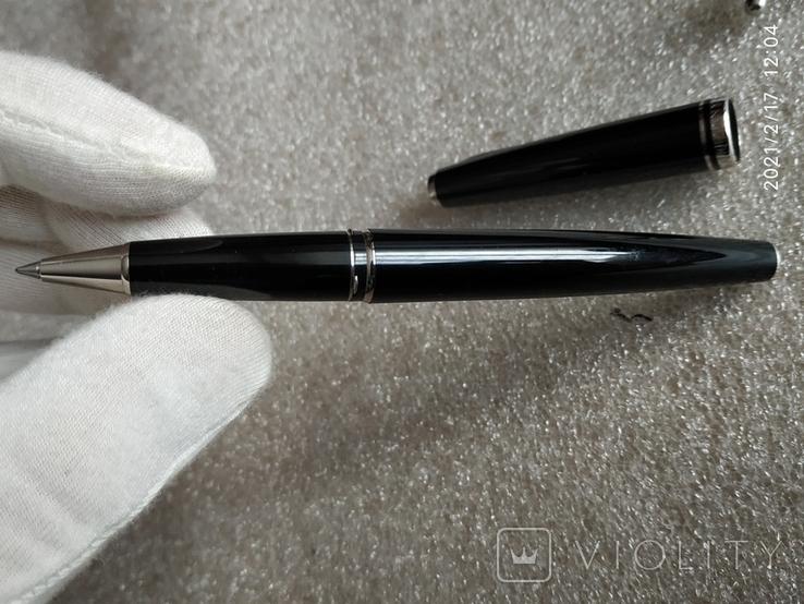 Montblanc Germany шариковая ручка, фото №6