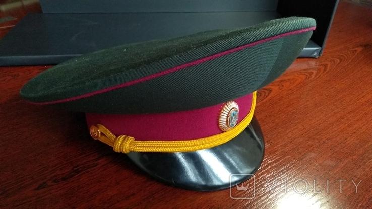 Фуражка ГСЧС (МЧС) Украины, фото №3