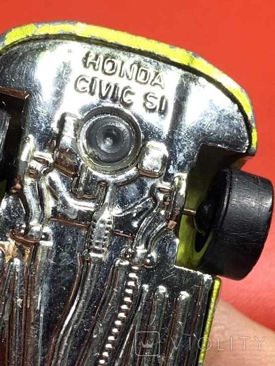Hot Wheels Honda Civic Si, фото №9