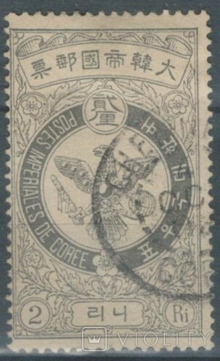 З06 Корея 1903 №32