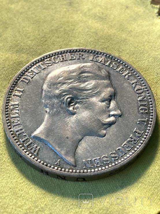 Три марки 1909 (Drei mark), фото №10