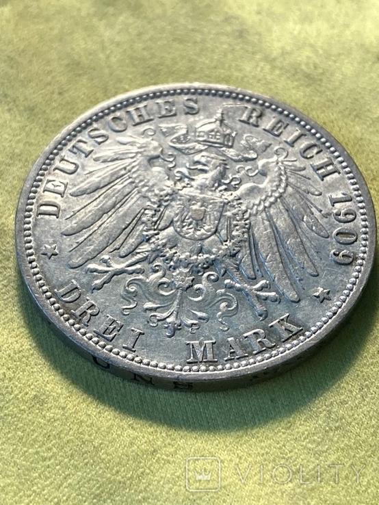 Три марки 1909 (Drei mark), фото №11