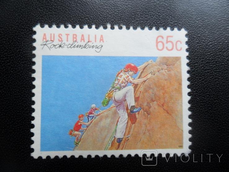 Британские колонии. Австралия. Альпинизм. MLH, фото №2