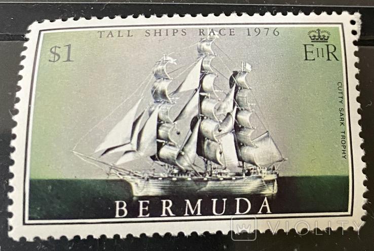 1976. Бермуды. Флот**