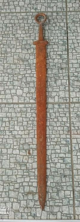 Сармацький меч.КОПІЯ, фото №2