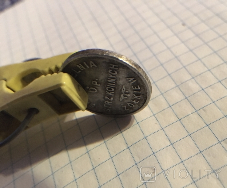 1 zloty 6 polk strz konnych zolkiew, фото №7
