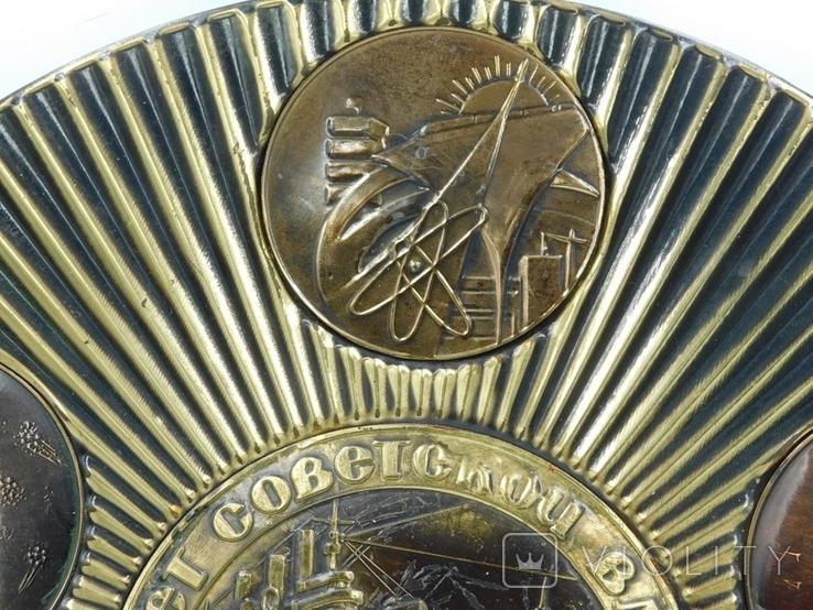 Настінна таріль СРСР, фото №8