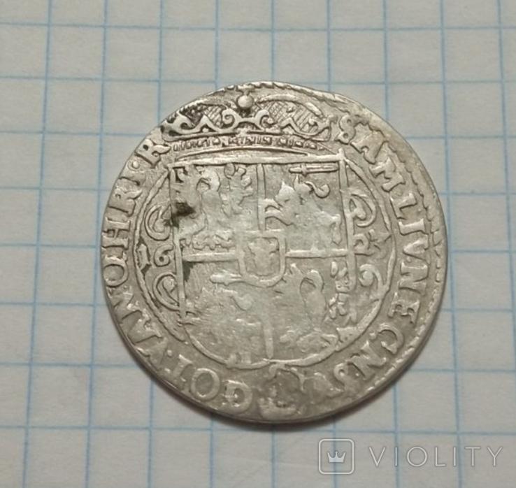 Орт коронный. 1623 г., фото №3
