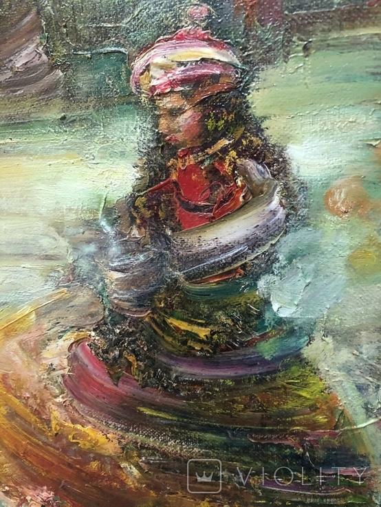 Цветной карнавал . М. Кузнецов, фото №6