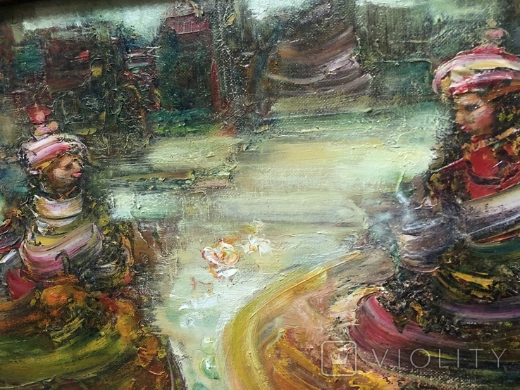 Цветной карнавал . М. Кузнецов, фото №9