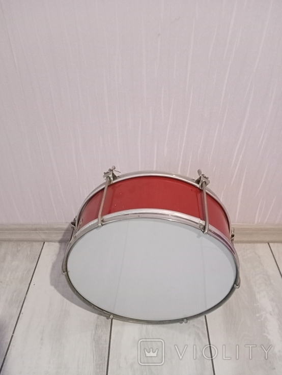 Барабан пионерский, фото №2