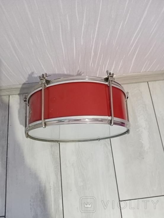 Барабан пионерский, фото №3
