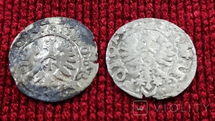 Грош Коронный 1624г, фото №3