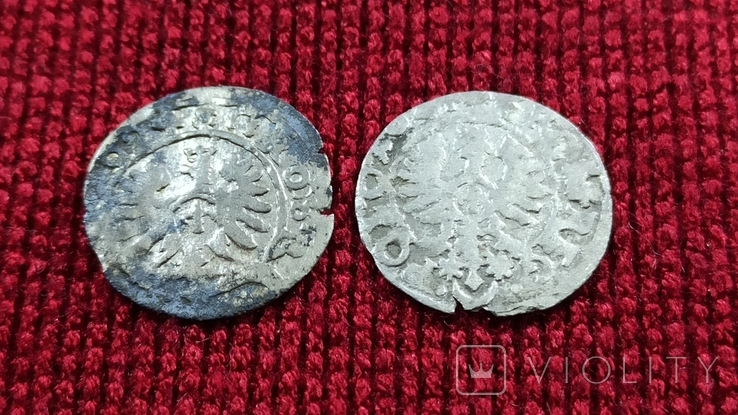 Грош Коронный 1624г, фото №4