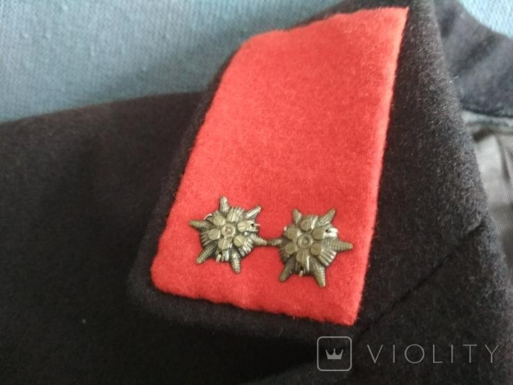Австрия Uderns Гимнастёрка Пиджак военный, фото №7