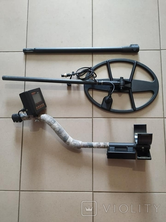 Металлоискатель Фортуна Про - 2 с катушкой 32х24, фото №2