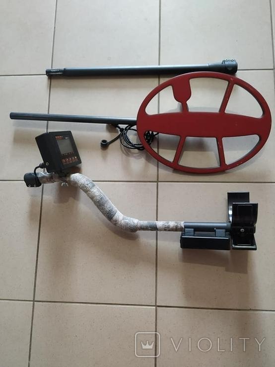 Металлоискатель Фортуна Про - 2 с катушкой 32х24, фото №4