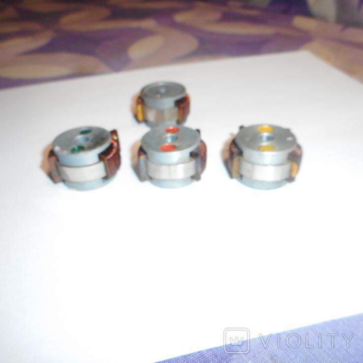 Магнитофонные старые головки., фото №4