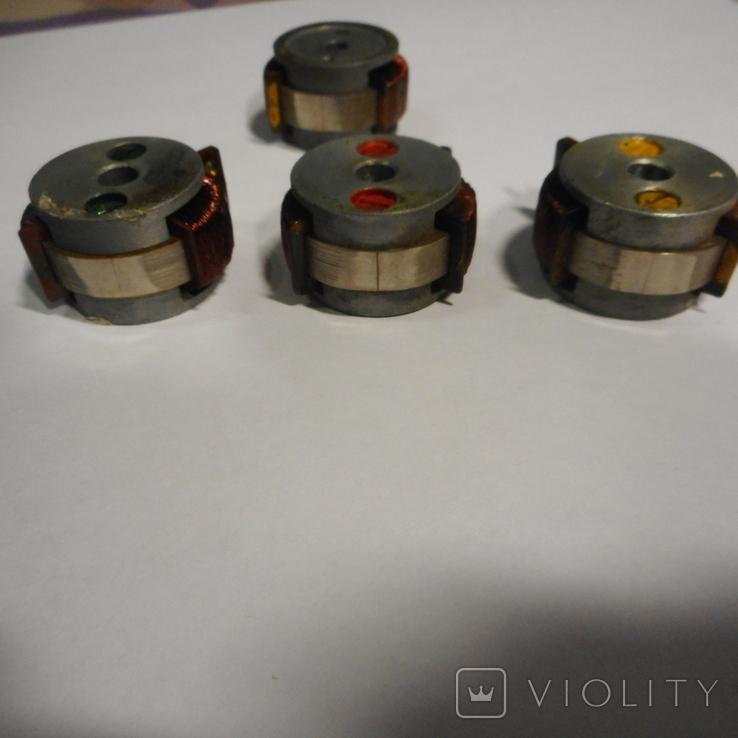 Магнитофонные старые головки., фото №6