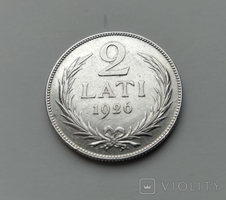 2 лати 1926 № 2, фото №2